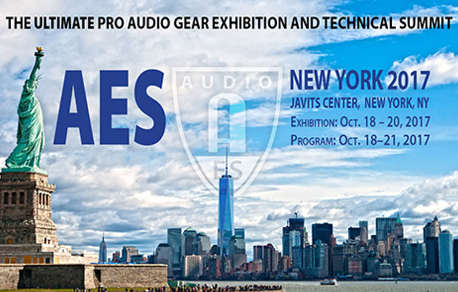 AES New York 2017