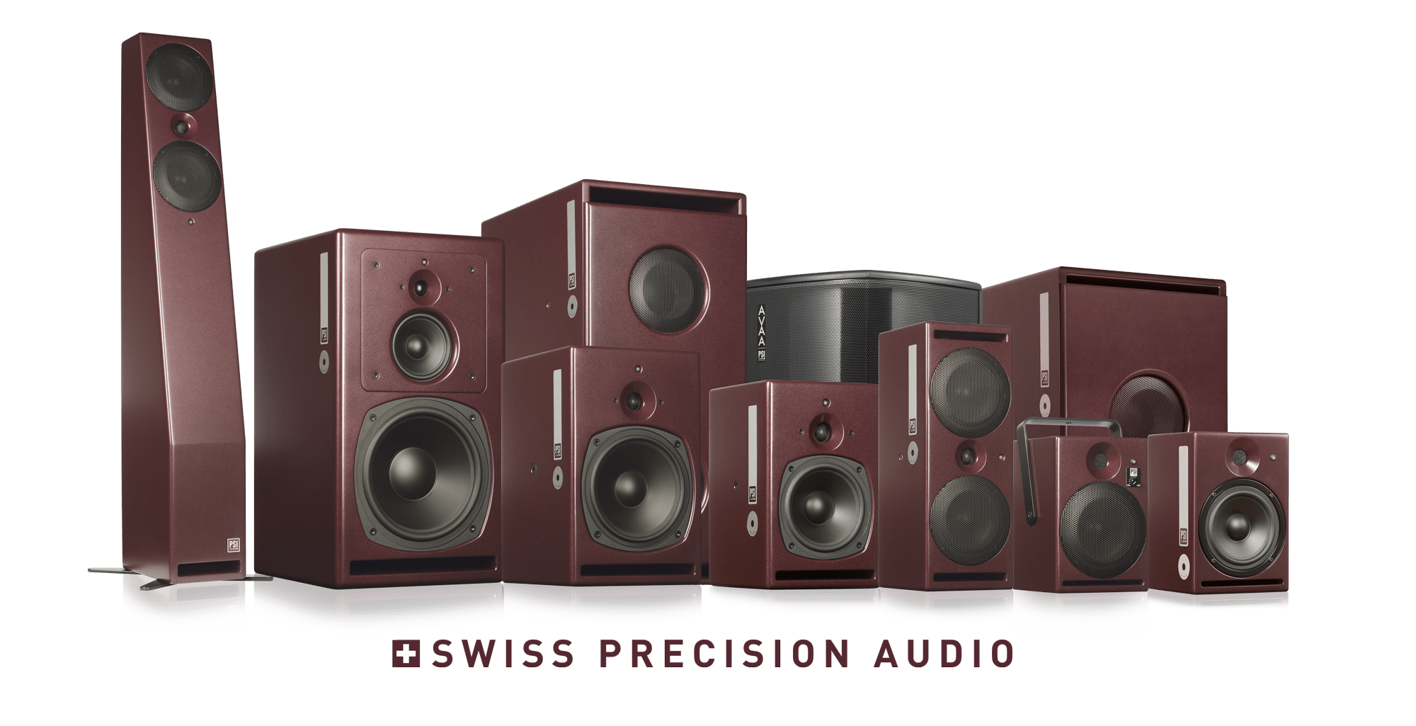 PSI Audio Products Family