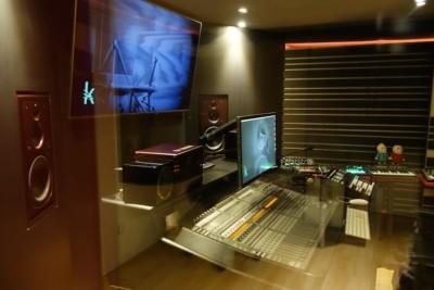 K-Studio Control Room