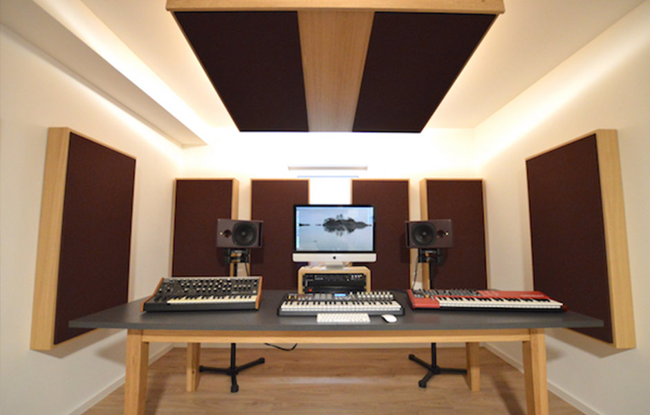 Julian Wassermann equips new studio with PSI Audio