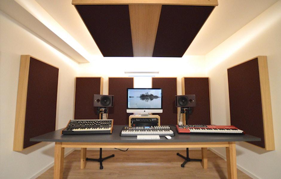Julian Wassermann equips new studio with PSI Audio