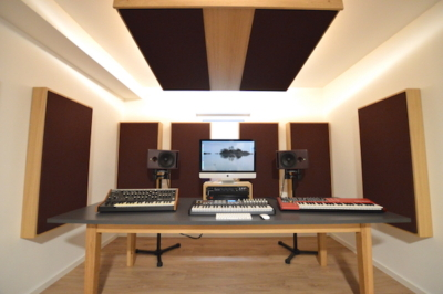 Julian Wassermann with PSI Audio A21-M