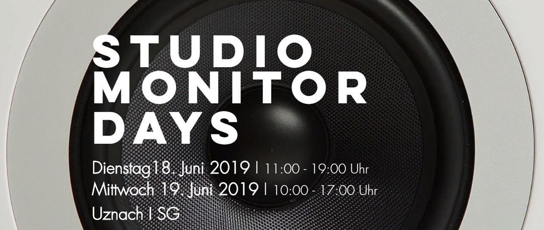 Studio Monitor Days - studiomonitordays