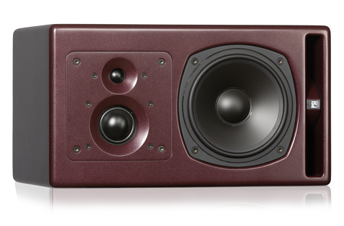 PSI Audio A23-M 3-way studio monitor Studio Red horizontal