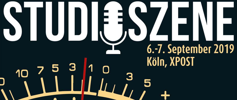 PSI Audio @ Studioszene 2019, Cologne