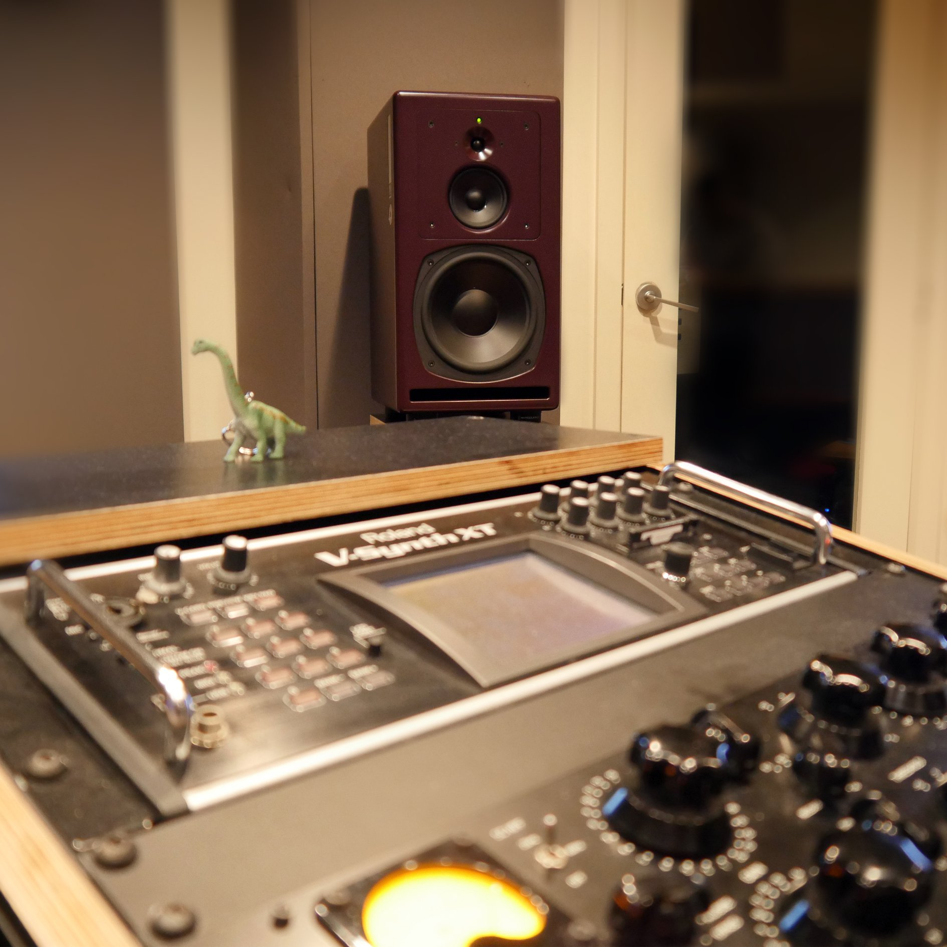 Increase Audio Mastering Studio uses PSI Audio A25-M 3-way active studio monitors