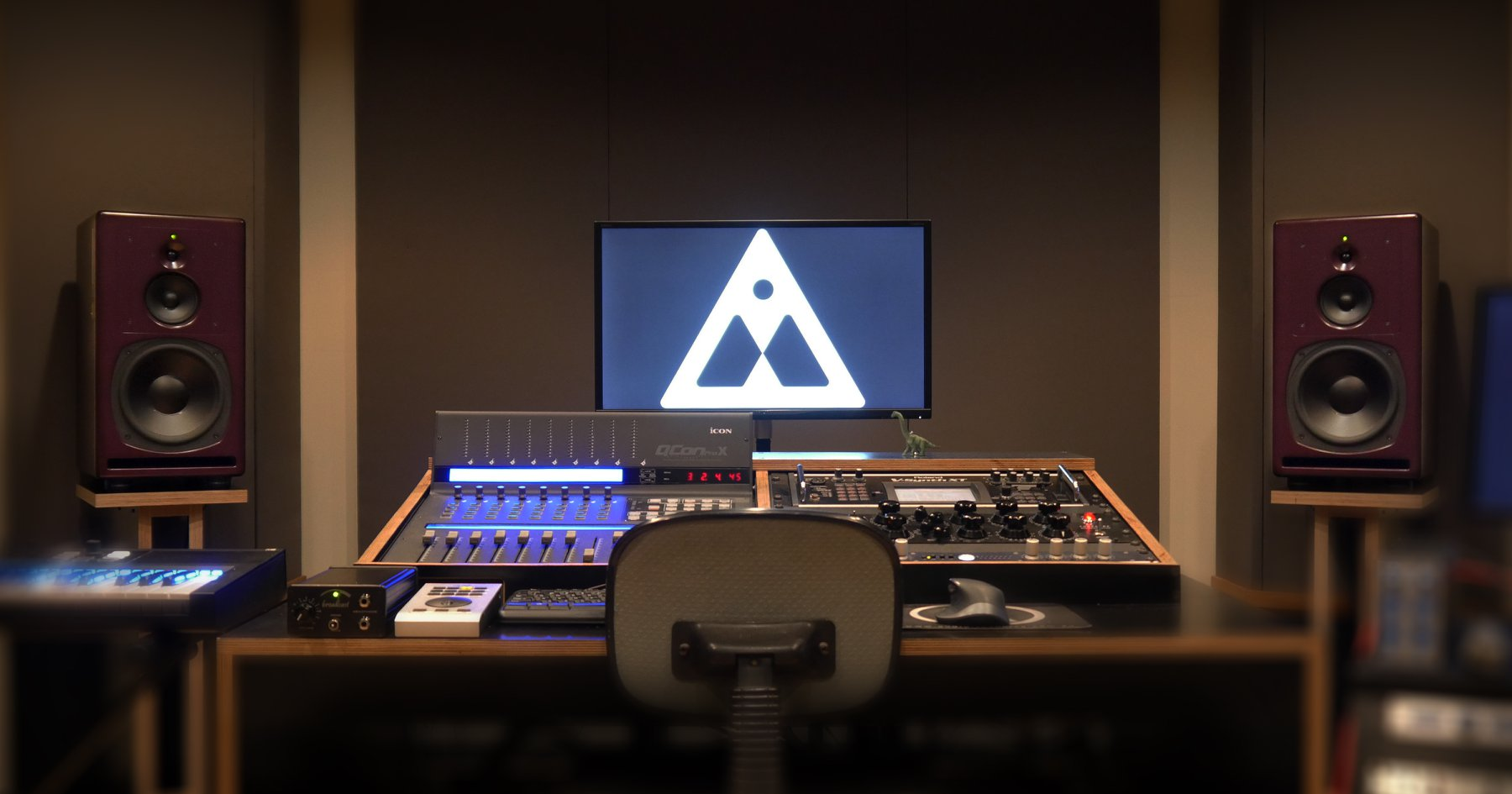 Increase Audio Mastering Studio upgraded with A25-M