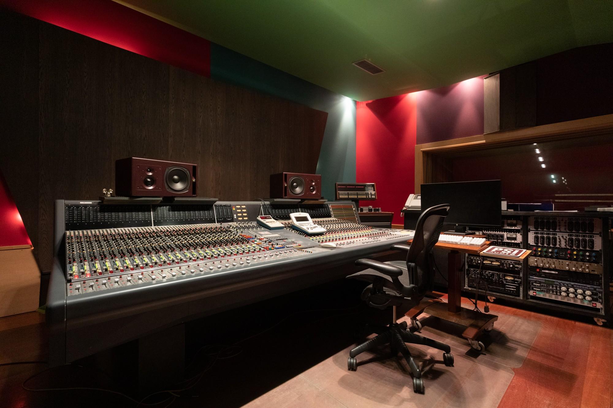 PSI Audio A23-M at PKO Studios Madrid
