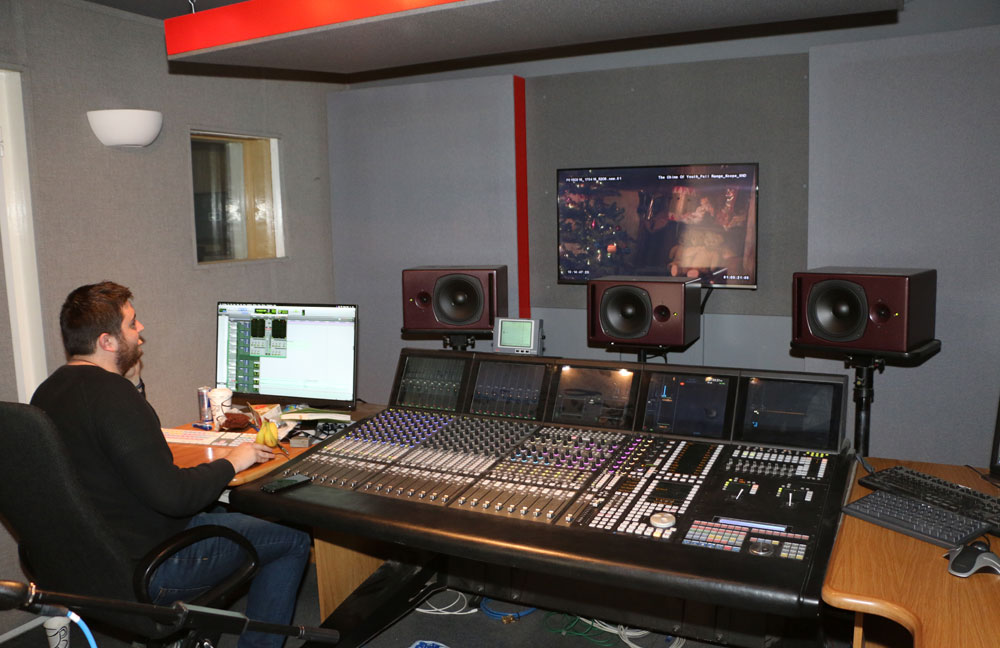 NFTS Put Their Trust in PSI Audio