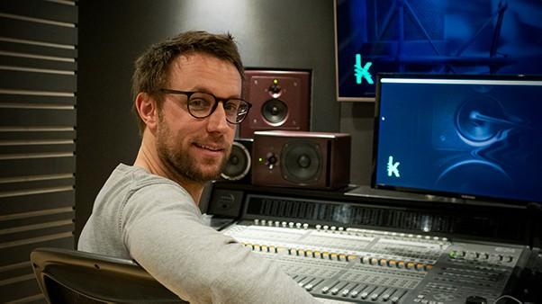 Julien Wey from Kumquat - Studio K using A25-M and A17-M