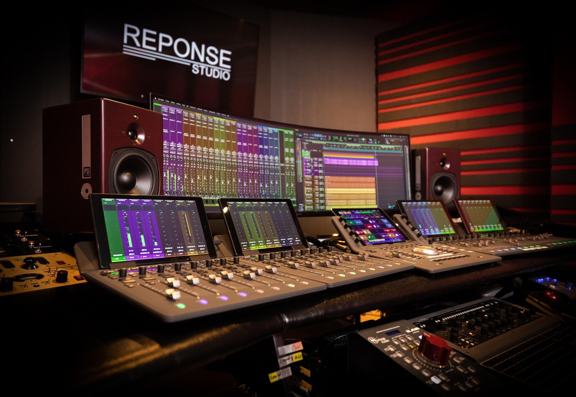 New A17-M at Reponse Studio
